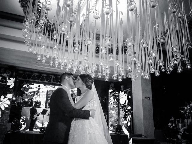 La boda de Aurora y Alexandro