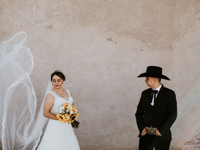 La boda de Mary y Alex