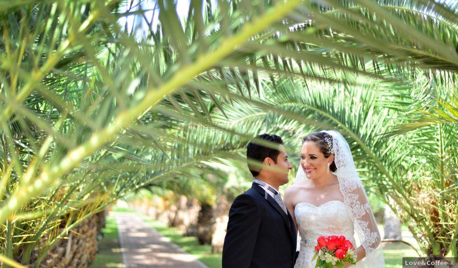 La boda de Aaron y Selene en Torreón, Coahuila