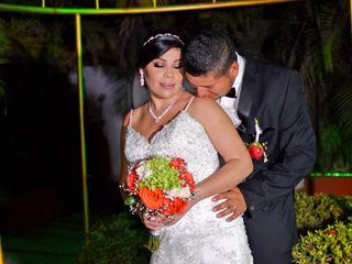La boda de Joscelin y Juan Carlos 1