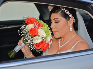 La boda de Joscelin y Juan Carlos 2