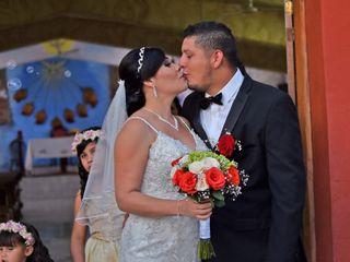 La boda de Joscelin y Juan Carlos 3