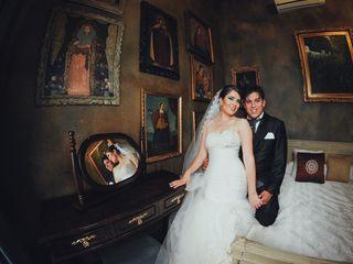 La boda de Janet y Isaac