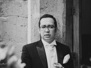 La boda de Sandra y Óscar 1