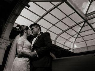 La boda de Samantha y Luis