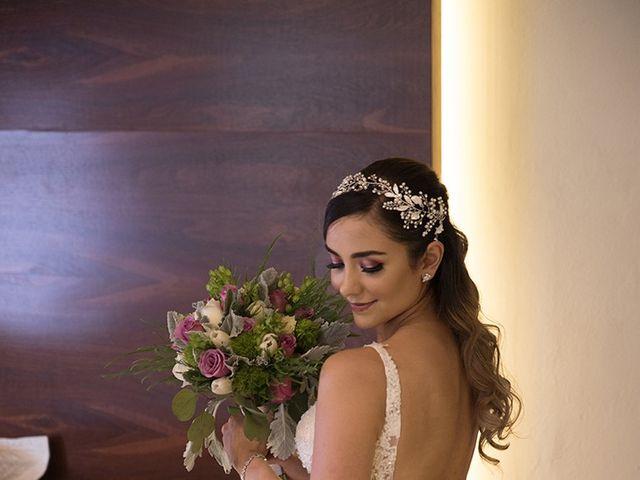 La boda de Erick y Anahí en Temixco, Morelos 4