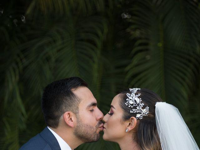La boda de Erick y Anahí en Temixco, Morelos 10