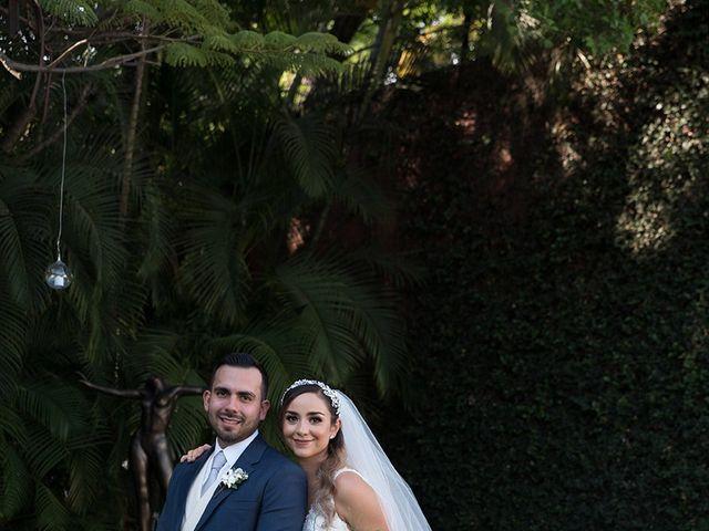 La boda de Erick y Anahí en Temixco, Morelos 11