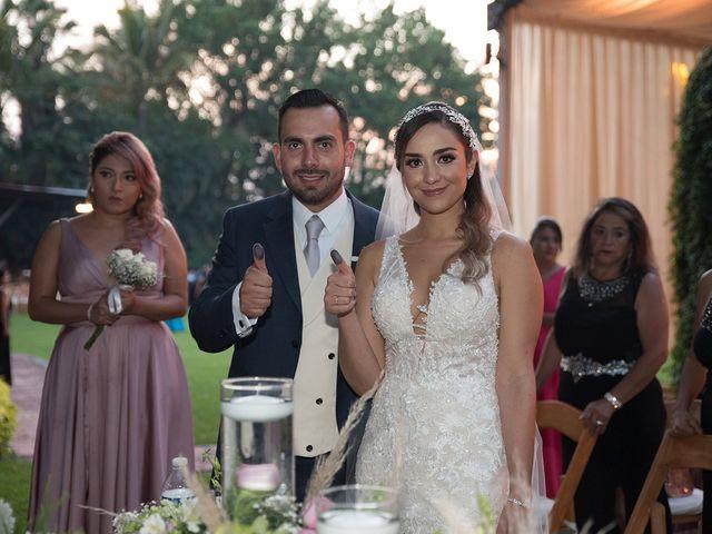 La boda de Erick y Anahí en Temixco, Morelos 18