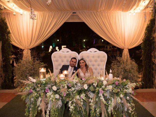 La boda de Erick y Anahí en Temixco, Morelos 26