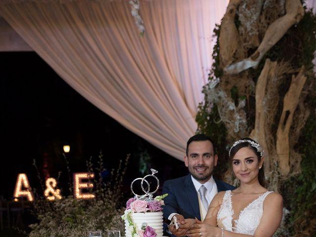 La boda de Erick y Anahí en Temixco, Morelos 28