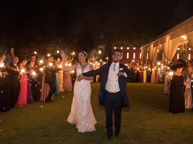 La boda de Erick y Anahí en Temixco, Morelos 30