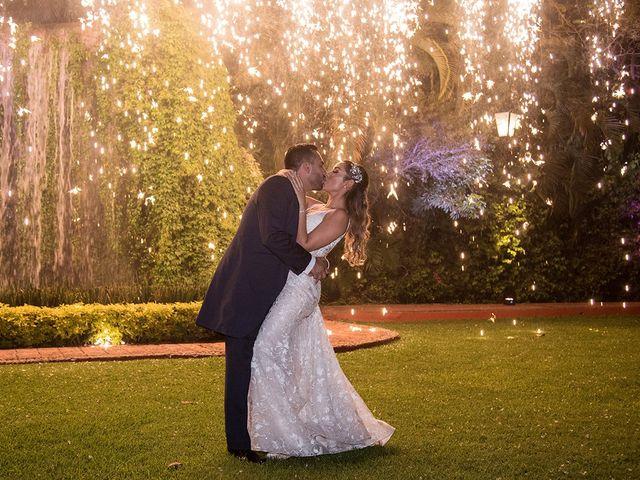 La boda de Erick y Anahí en Temixco, Morelos 33
