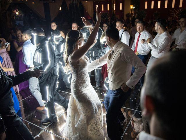 La boda de Erick y Anahí en Temixco, Morelos 36