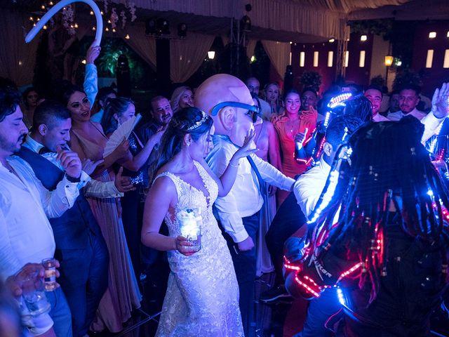 La boda de Erick y Anahí en Temixco, Morelos 37