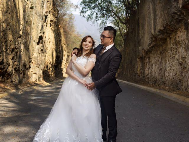 La boda de Alex y Alicia