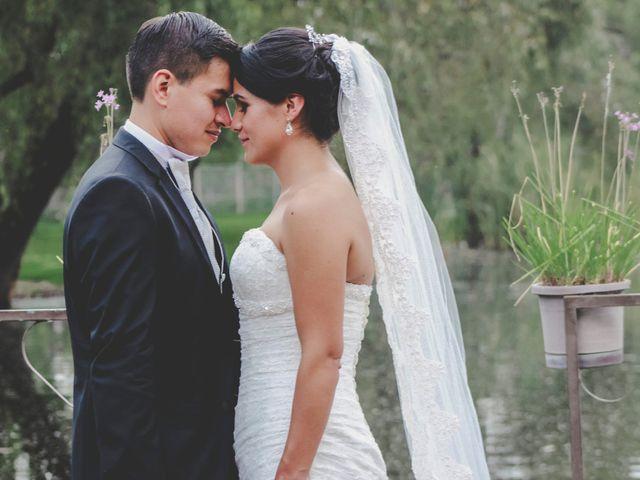 La boda de Cinthya y Sergio