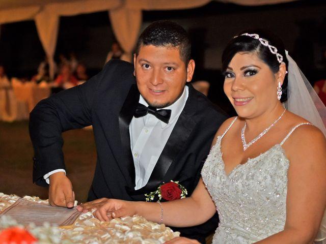La boda de Joscelin y Juan Carlos