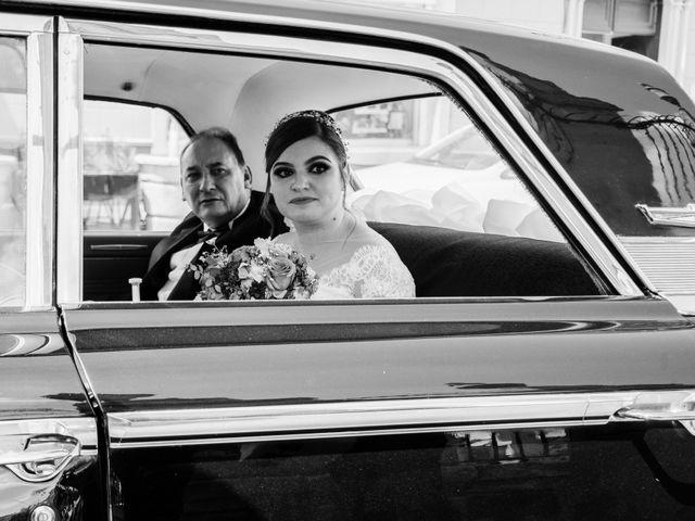 La boda de Luis y Samantha en Aguascalientes, Aguascalientes 7
