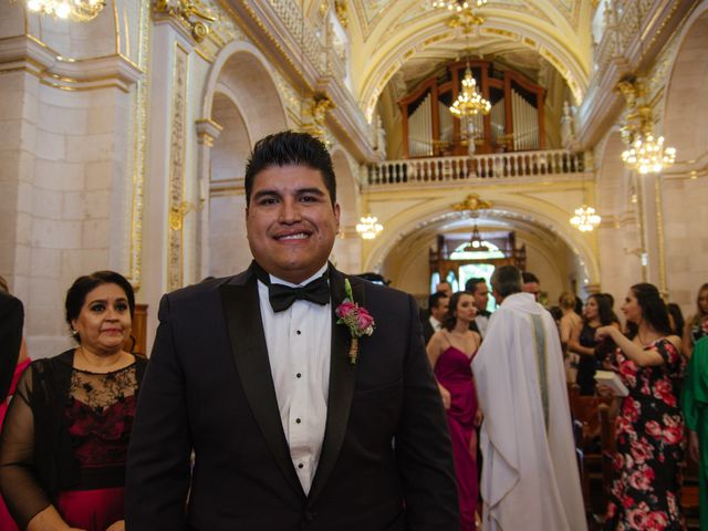 La boda de Luis y Samantha en Aguascalientes, Aguascalientes 8