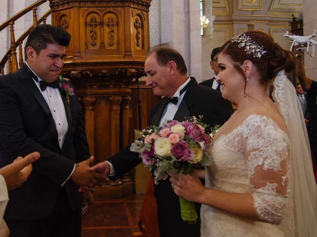 La boda de Luis y Samantha en Aguascalientes, Aguascalientes 9