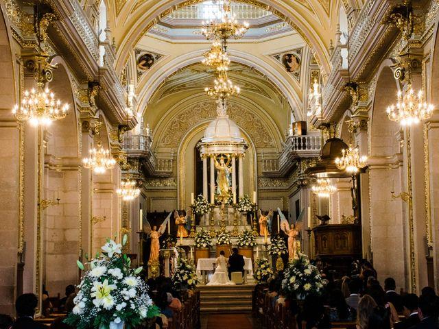 La boda de Luis y Samantha en Aguascalientes, Aguascalientes 10
