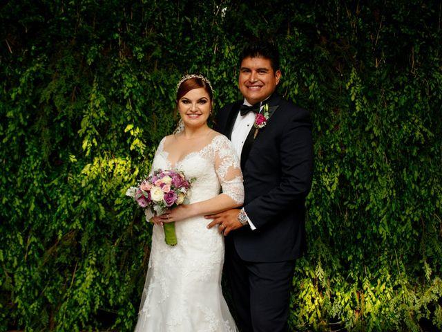 La boda de Luis y Samantha en Aguascalientes, Aguascalientes 2
