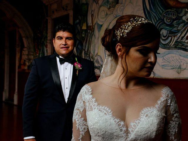La boda de Luis y Samantha en Aguascalientes, Aguascalientes 12