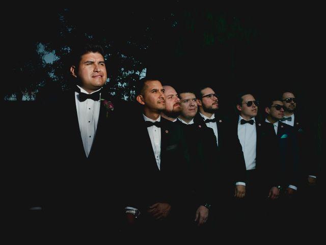 La boda de Luis y Samantha en Aguascalientes, Aguascalientes 14