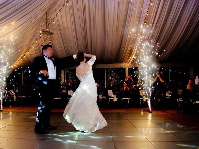 La boda de Luis y Samantha en Aguascalientes, Aguascalientes 15