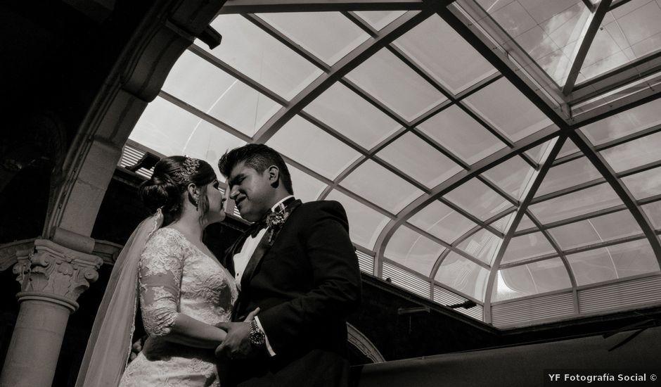 La boda de Luis y Samantha en Aguascalientes, Aguascalientes