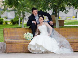 La boda de Jazmín y Alfredo