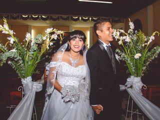 La boda de Kristal  y Carlos  1