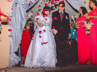 La boda de Kristal  y Carlos  2