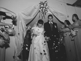 La boda de Kristal  y Carlos  3