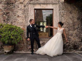 La boda de Adriana y Ricard