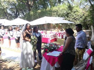 La boda de Sandy  y Chuy