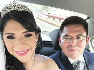 La boda de Carolina  y Antonino  1
