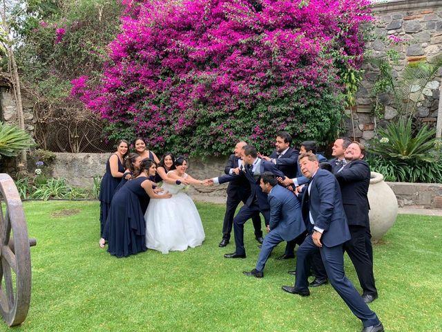 La boda de Nancy  y Memo