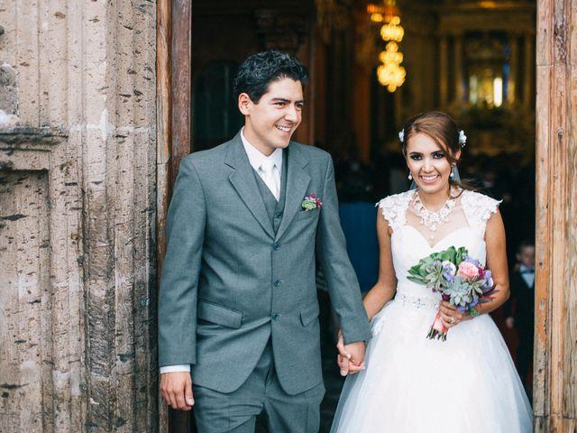 La boda de Yomaira y Daniel