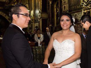 La boda de Viridiana y Iván 2