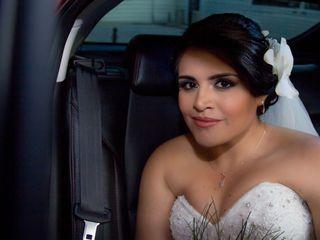 La boda de Viridiana y Iván 3