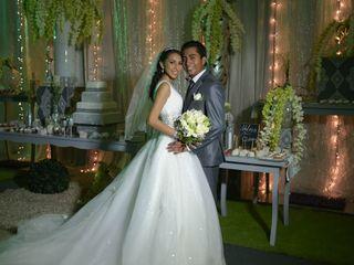 La boda de Francisco y Erika