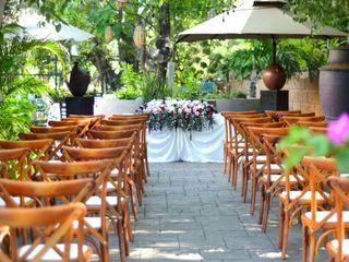 La boda de Zebdi y Isidro 1