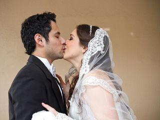 La boda de Georgina y Víctor 3