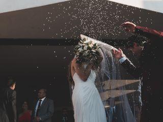 La boda de Darlene y Hugo 1