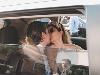 La boda de Darlene y Hugo 2
