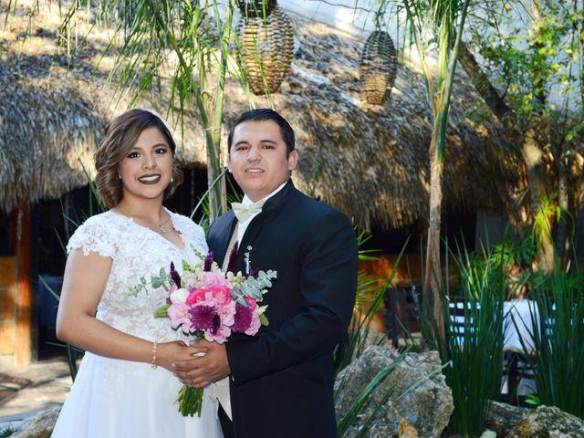 La boda de Zebdi y Isidro