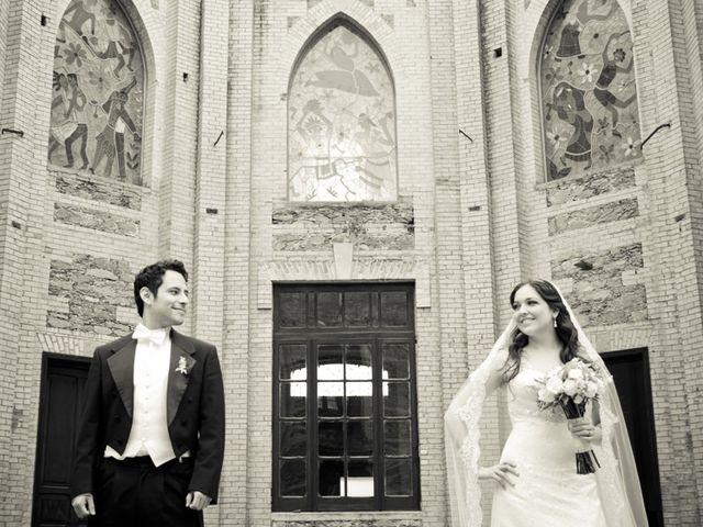 La boda de Georgina y Víctor