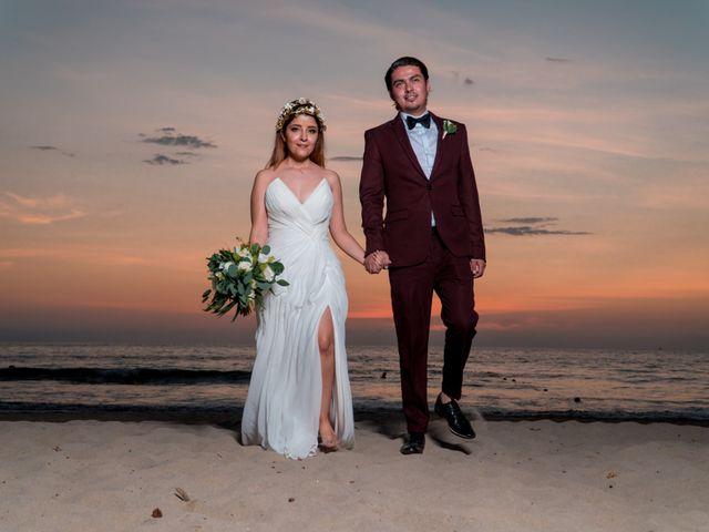 La boda de Darlene y Hugo